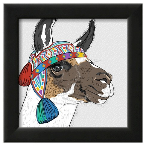 Art.com - Vector Sketch of Alpaca by kavalenkava volha - image 1 of 3