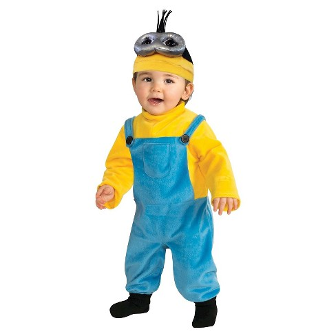Minions Toddler Kevin Costume 3T-4T - image 1 of 1