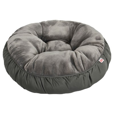 Pet Bed Small Round Pattern/Solid Assorted - Boots & Barkley™