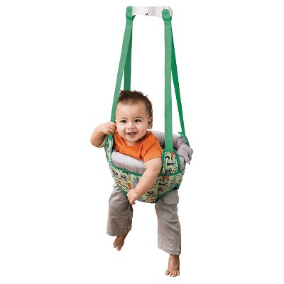 Evenflo® Exersaucer Doorway Jumper - Campfire Cubs