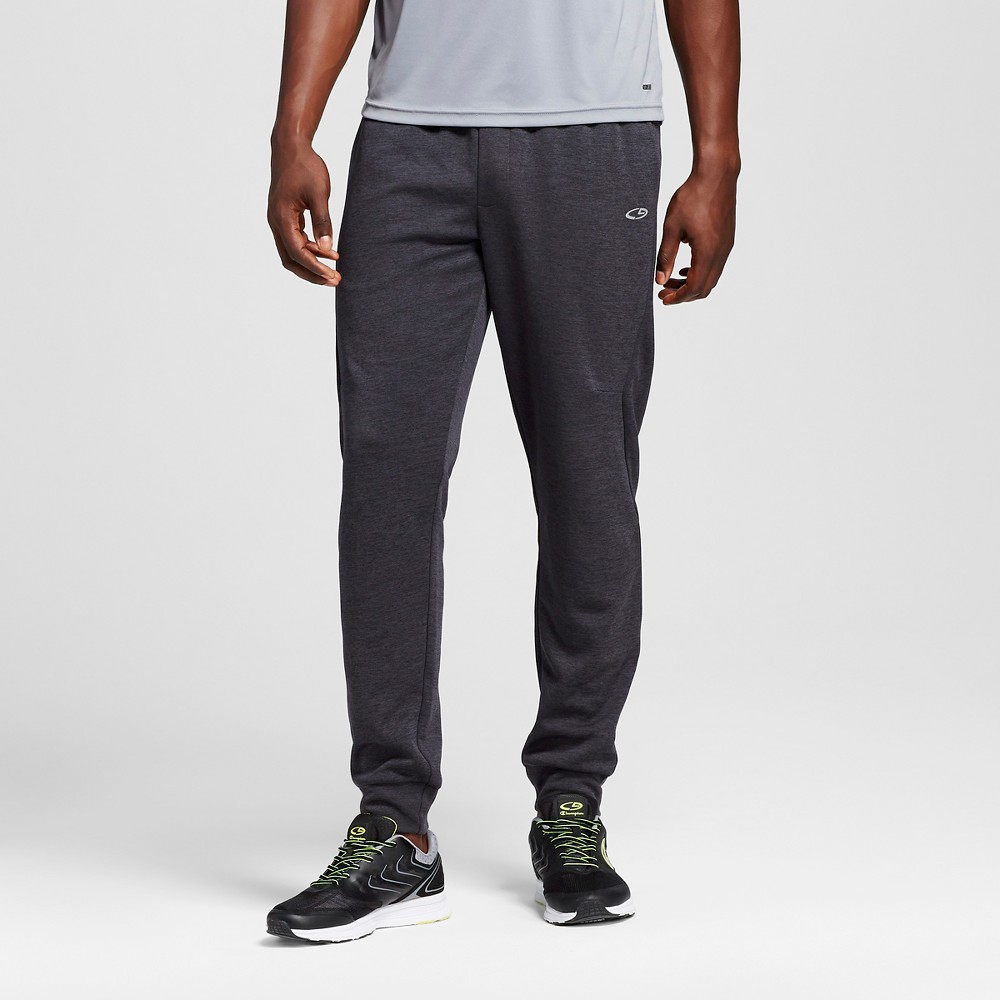 Mens Premium Jogger Pants - C9 Champion Black Heather S