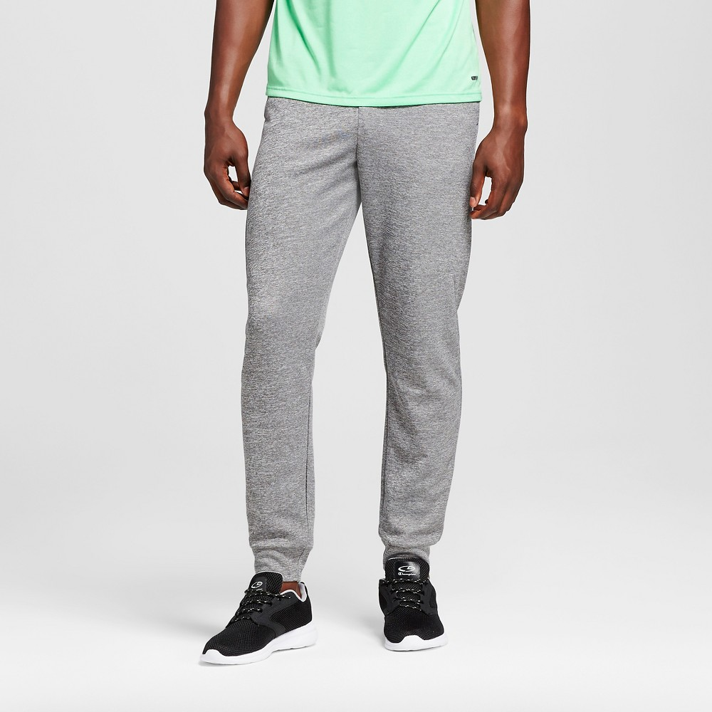 Mens Premium Jogger Pants - C9 Champion Fog Heather L