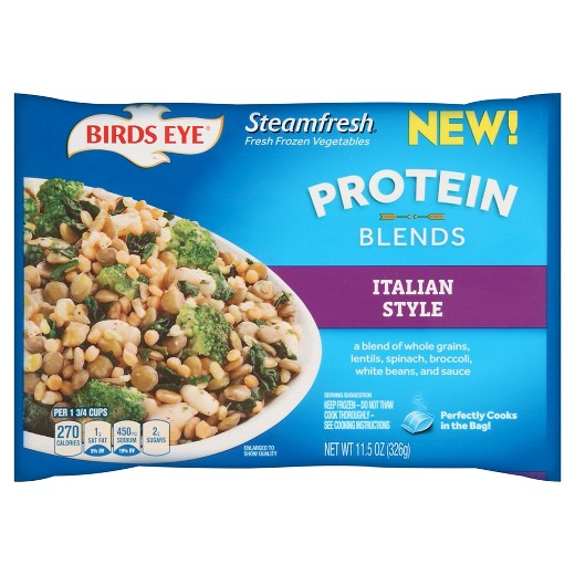 Image result for birdseye lentil bean spinach