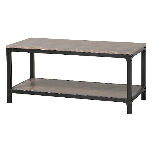 3 piece coffee table & side table set - homestar : target