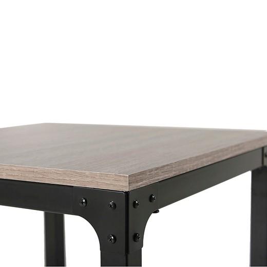 3 piece coffee table & side table set - homestar : target