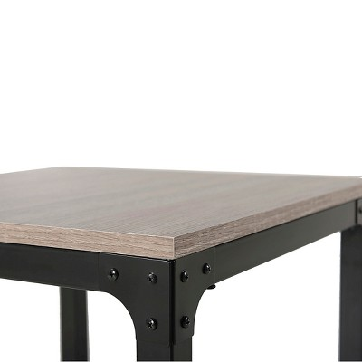 3 Piece Coffee Table U0026 Side Table Set   Homestar : Target