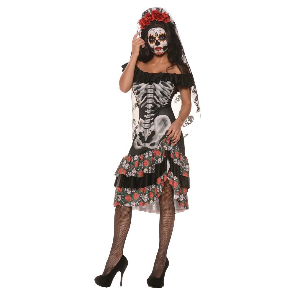 Underwraps Women's Queen Of The Dead Costume - Medium, Black