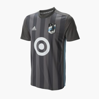 Men's Minnesota United Adidas Soccer Jersey