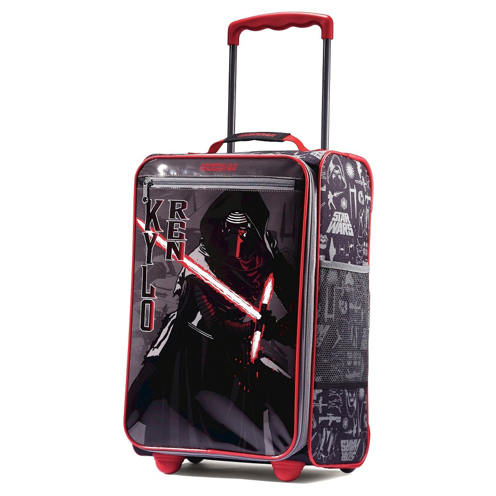 American Tourister Star Wars Kylo Ren 18 Carry On Luggage, Blue