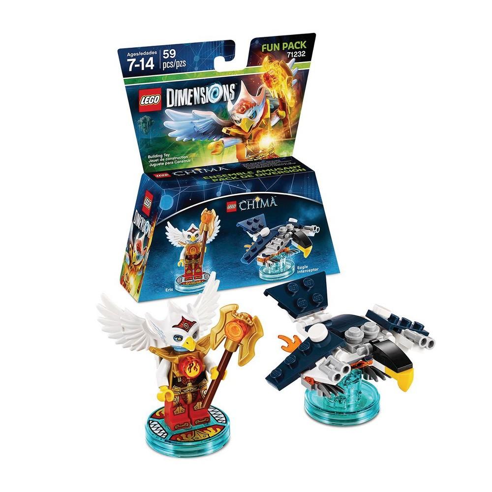 Lego Dimensions - Chima Eris Fun Pack