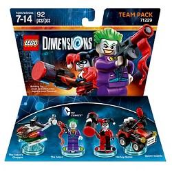 LEGO® Dimensions - DC Comics™ Team Pack