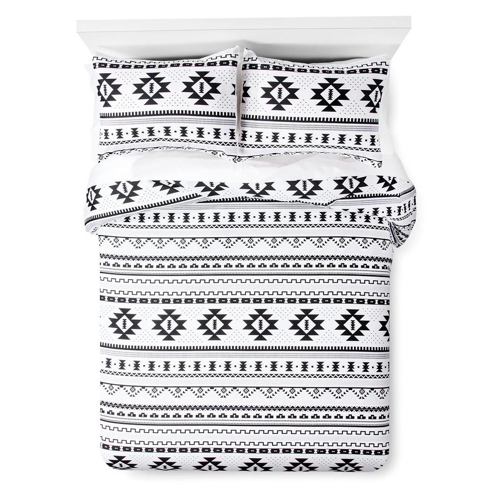 Black & White Printed Comforter - Xhilaration