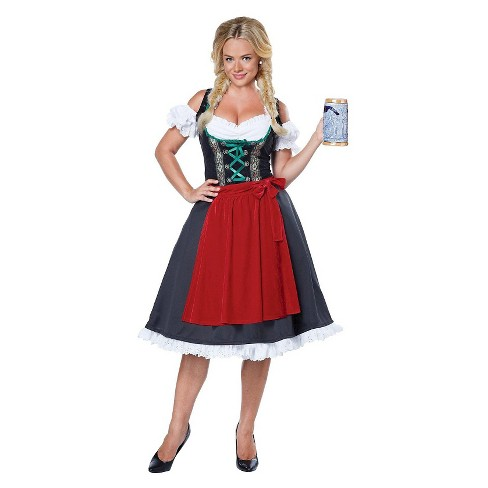 Women's Oktoberfest Fraulein Costume - image 1 of 1