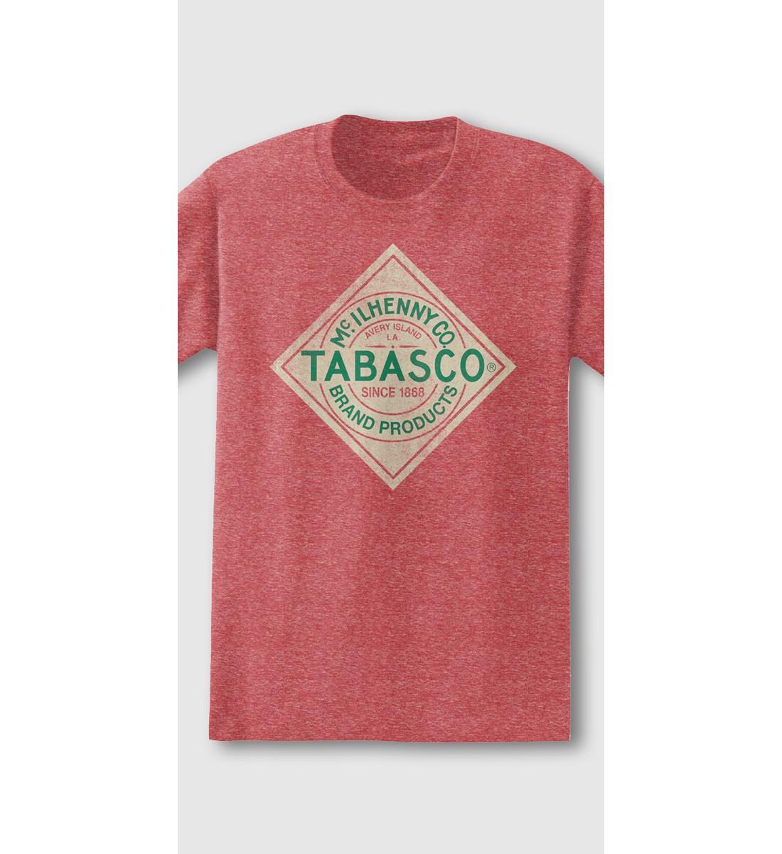 Men's Tabasco T-Shirt Red