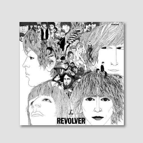 The Beatles - Revolver (Remastered) (Vinyl)