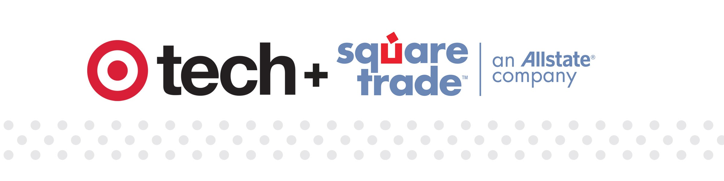 Target tech plus square trade. an Allstate registered company