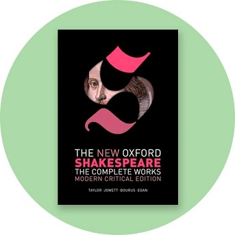 New Oxford Shakespeare : The Complete Works: Modern Edition -  by William Shakespeare (Paperback)