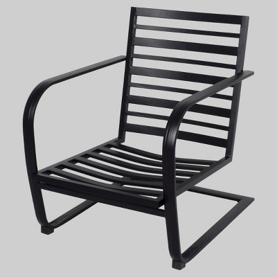 Ft Walton 2pk Motion Steel Club Chair Frame Only - Project 62™