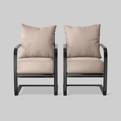Ft. Walton 2pkMotion Club Chairs   Threshold™