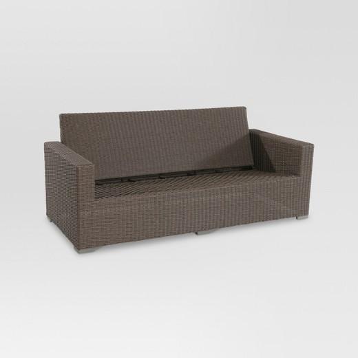 outdoor sofas & loveseats : target