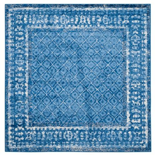 Safavieh Remi Area Rug - Light Blue/Dark Blue (6'x6')