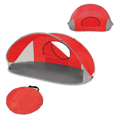 Manta Sun Shelter - Red