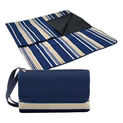 Outdoor Blanket Tote - Navy