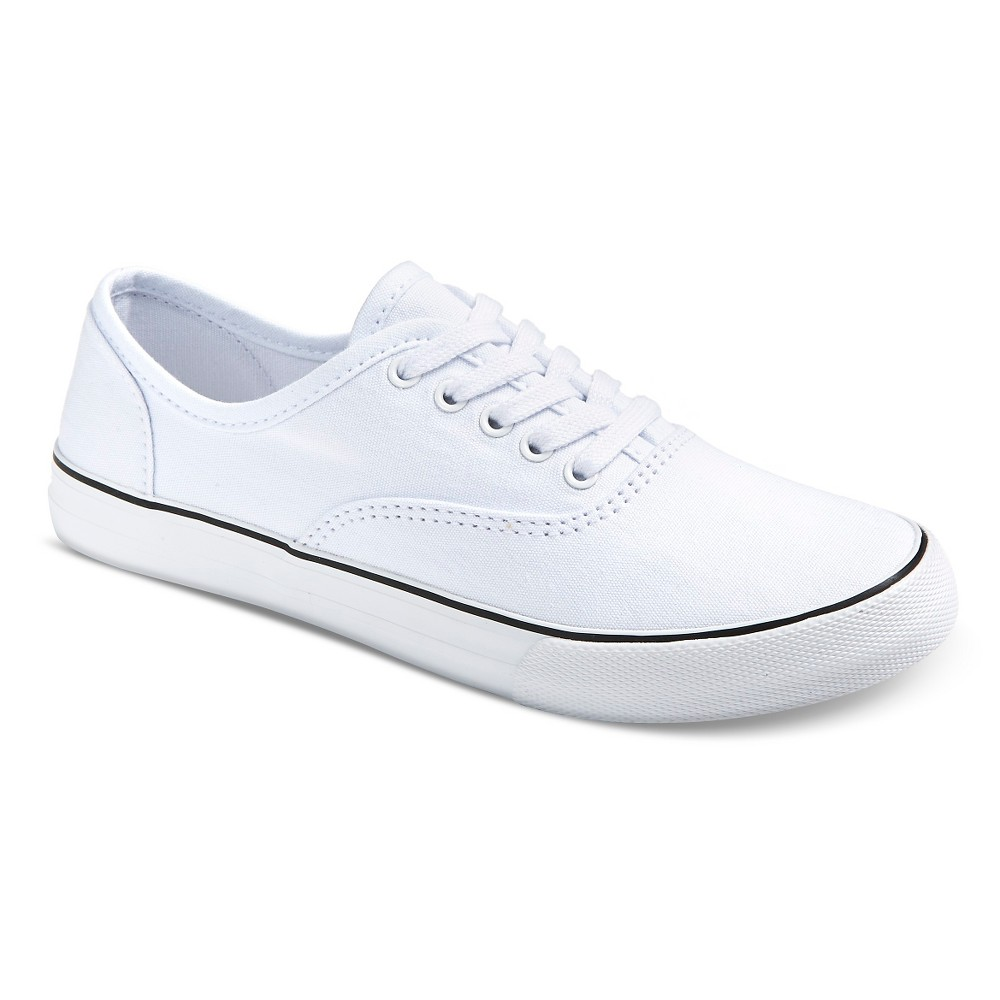 Womens Layla Sneakers - Mossimo Supply Co. White 11