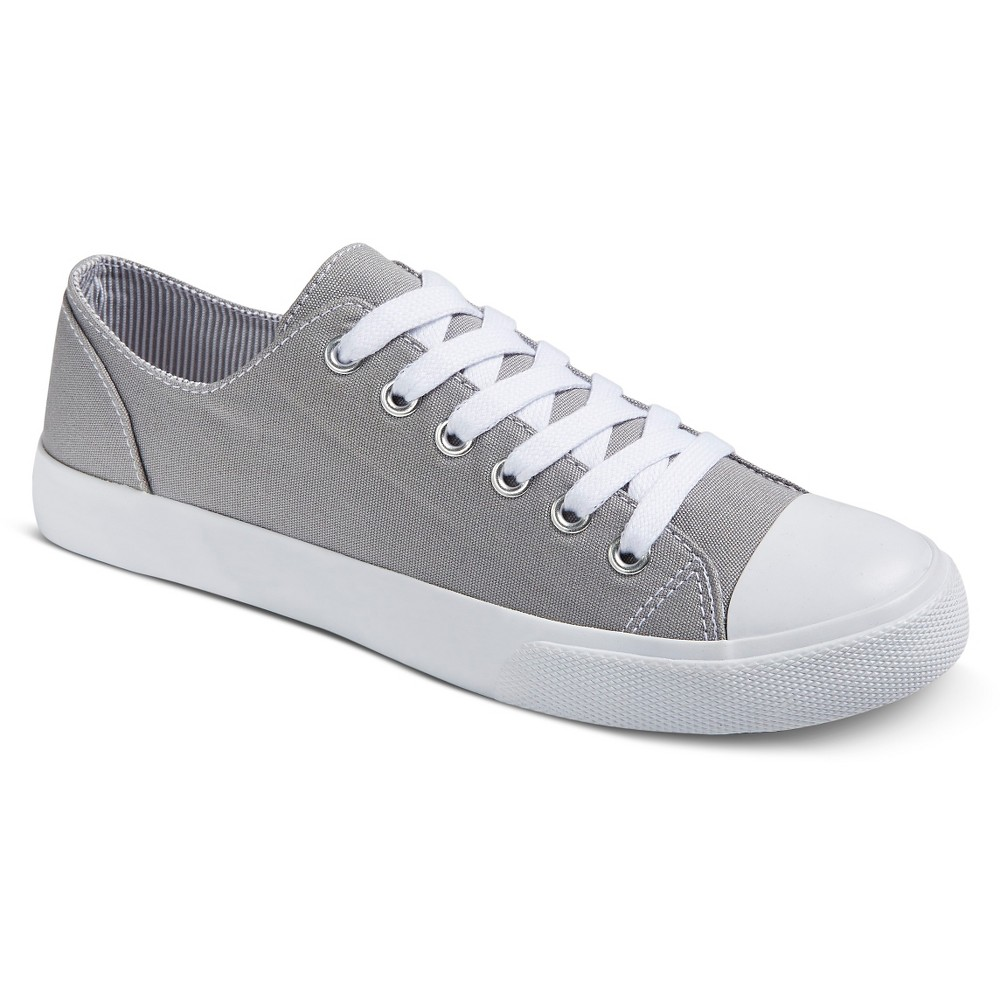 Womens Lenia Sneakers - Mossimo Supply Co. Gray 8