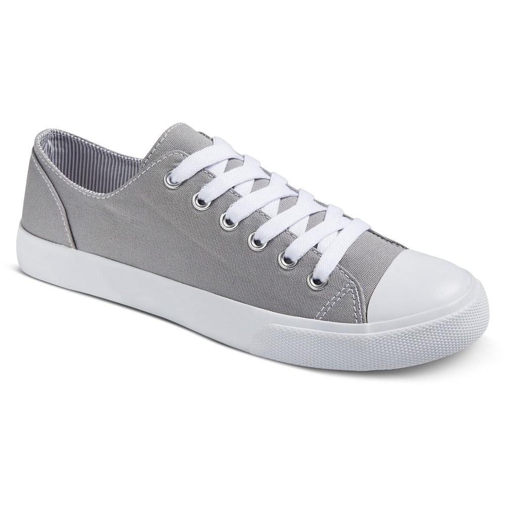 Womens Lenia Sneakers - Mossimo Supply Co. Gray 11