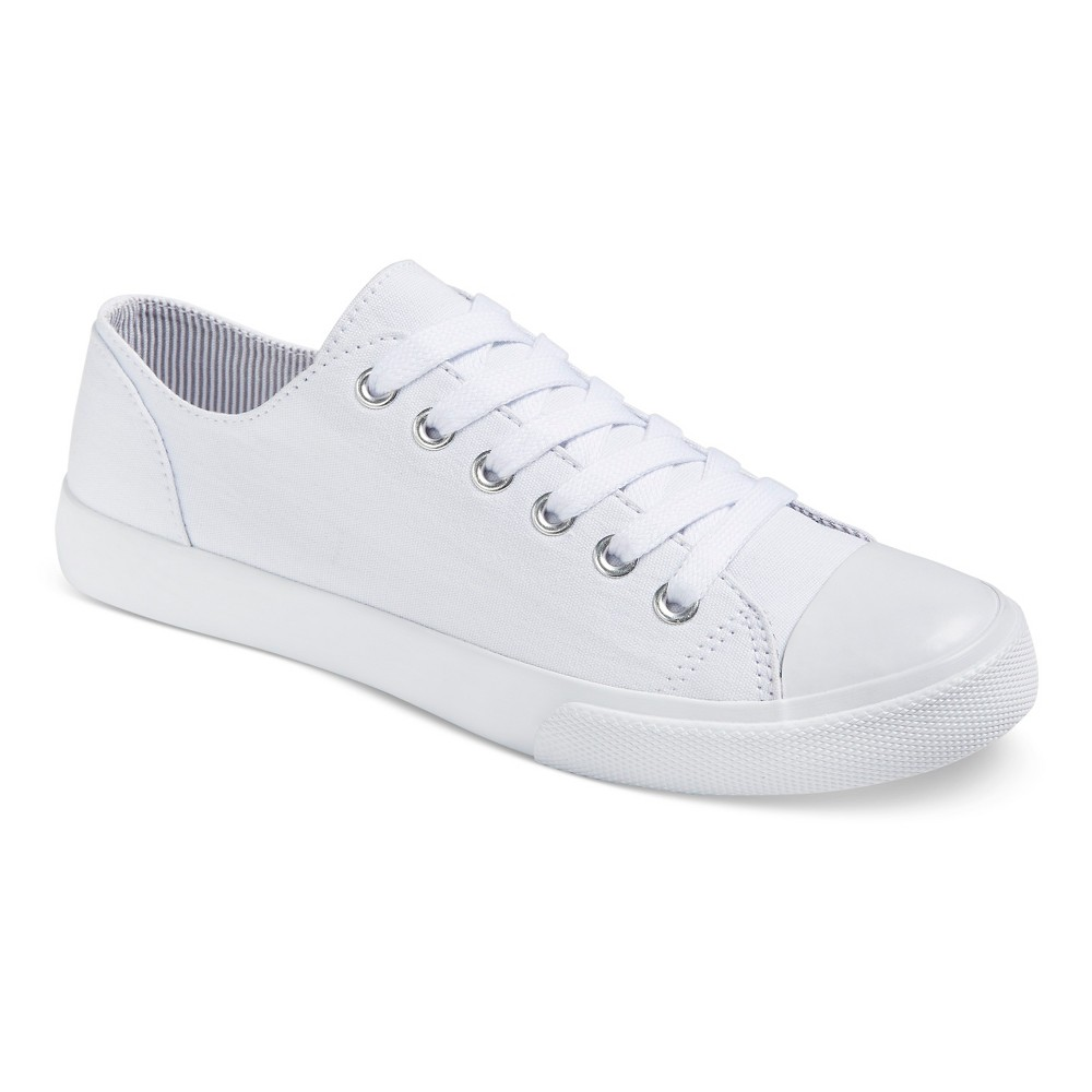 Womens Lenia Sneakers - Mossimo Supply Co. White 11