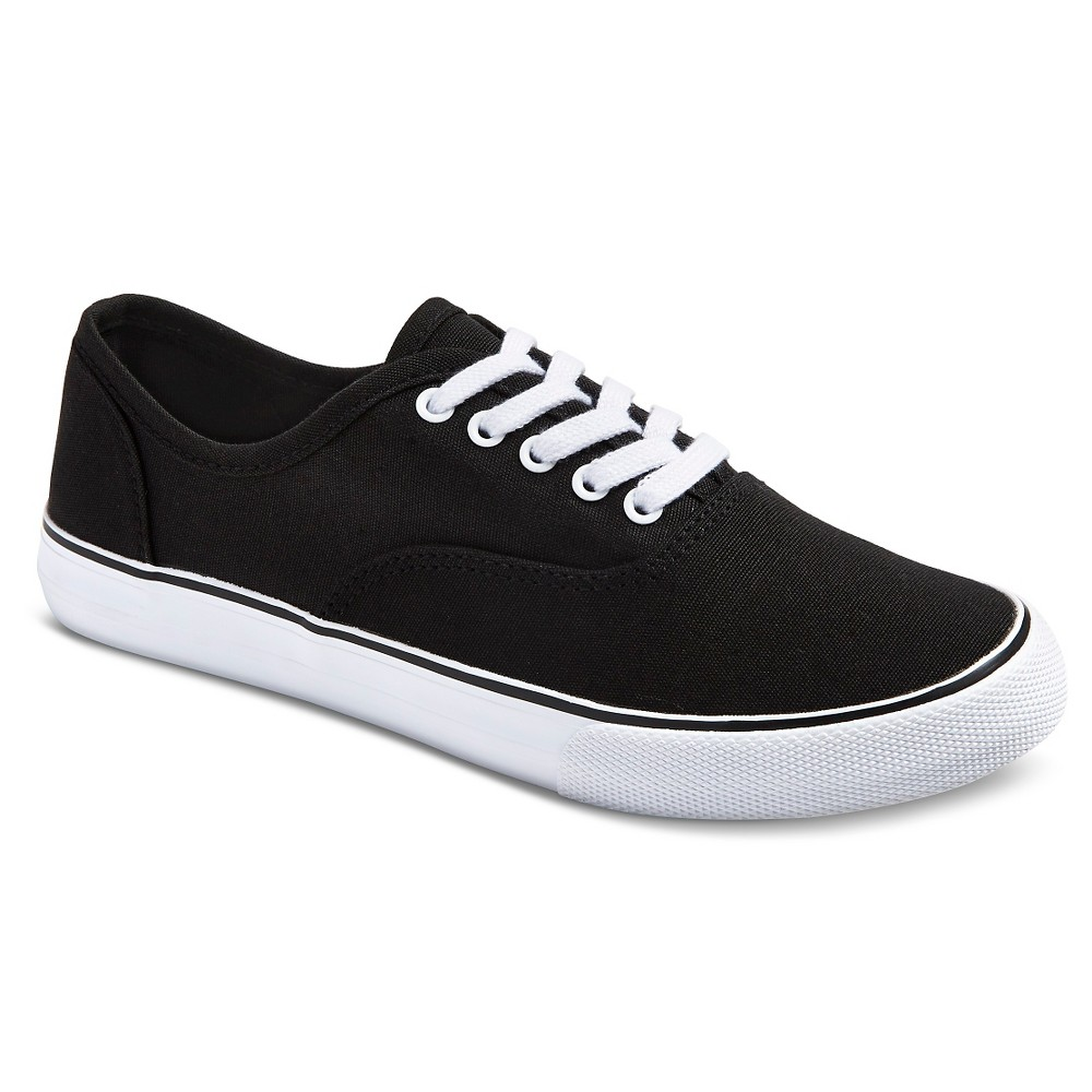 Womens Layla Sneakers - Mossimo Supply Co. Black 6