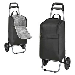 Cart Cooler with Trolley