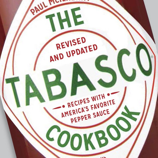 Tabasco Cookbook : Recipes With America's Favorite Pepper Sauce (Revised / Updated) (Hardcover) (Paul