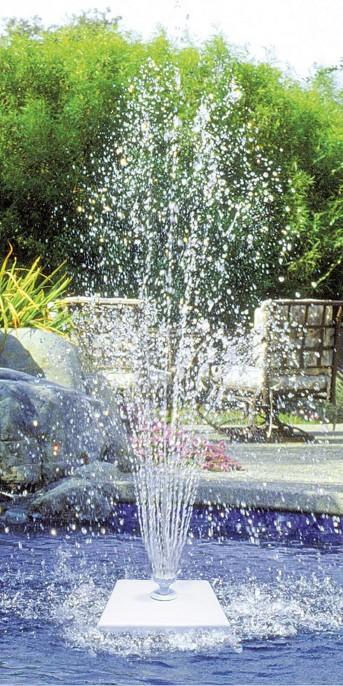 Poolmaster Grecian Floating Fountain