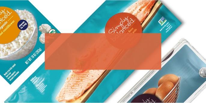 Frozen Alaskan Keta Salmon Full Side Fillet - 24oz - Simply Balanced™, Organic Cage-Free Large Grade A Brown Fresh Eggs - 12ct - Simply Balanced™, Organic Dill - 0.75oz, Premium Lemons - 2lb bag, Grey Poupon Dijon Mustard Squeeze Bottle - 10oz, Bob's Red Mill Almond Meal Flour - 16oz, Organic Coconut Flour - 16oz - Simply Balanced™, Aluminum Free Baking Powder - Market Pantry™