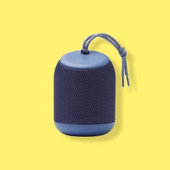 heyday™ Cylinder Portable Bluetooth Speaker with Strap