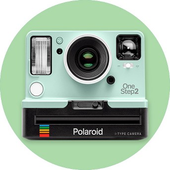 Polaroid Originals One Step 2 I-Type Instant Camera - Mint Green (9007)