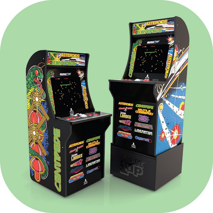 Arcade1Up Deluxe Edition at Home Arcade Game