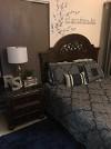 Faux Flokati Acrylic Leg Bench White Linon Home Decor