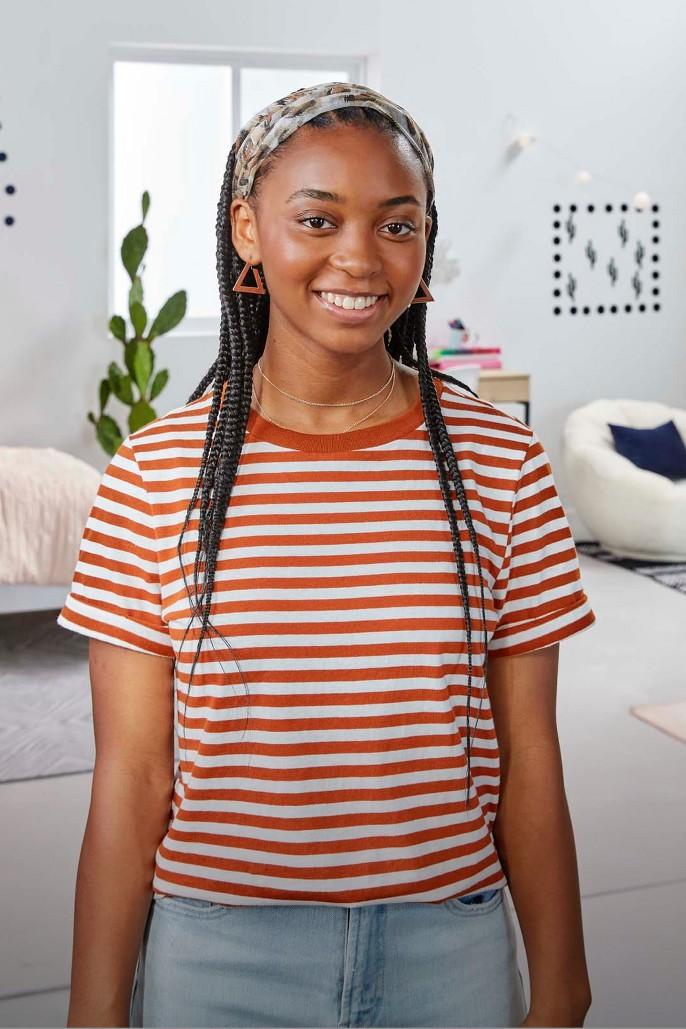 Amanda - Sophomore at New York University