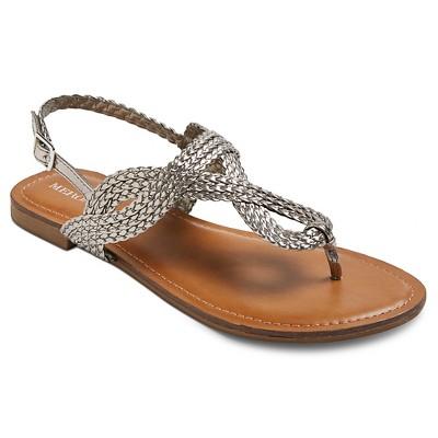8d6bb74928f1 Womens Jana Thong Sandals – Pewter – 8.5 – Merona™ – Target ...