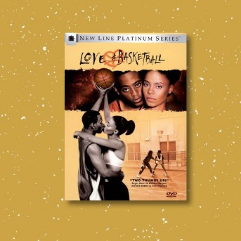 Love and Basketball (New Line Platinum Series) (dvd_video)