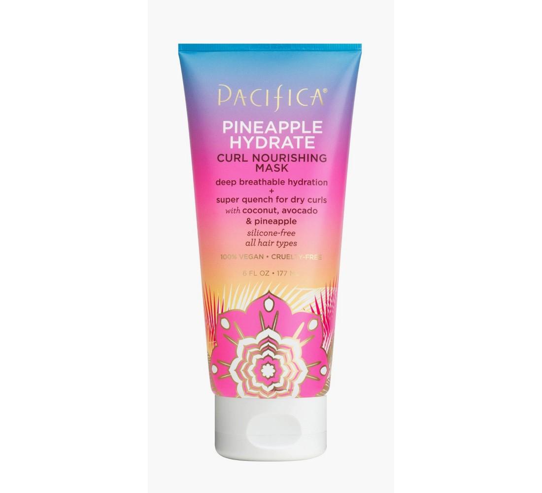 Pacifica Pineapple Hydrate Curl Nourishing Mask 6 fl oz