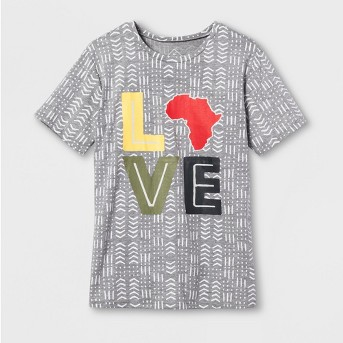 Well Worn Women's Short Sleeve Love T-Shirt - Light Silver