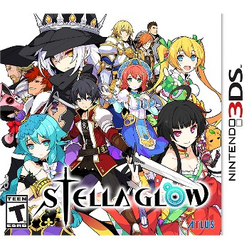 Stella Glow for Nintendo 3DS Game