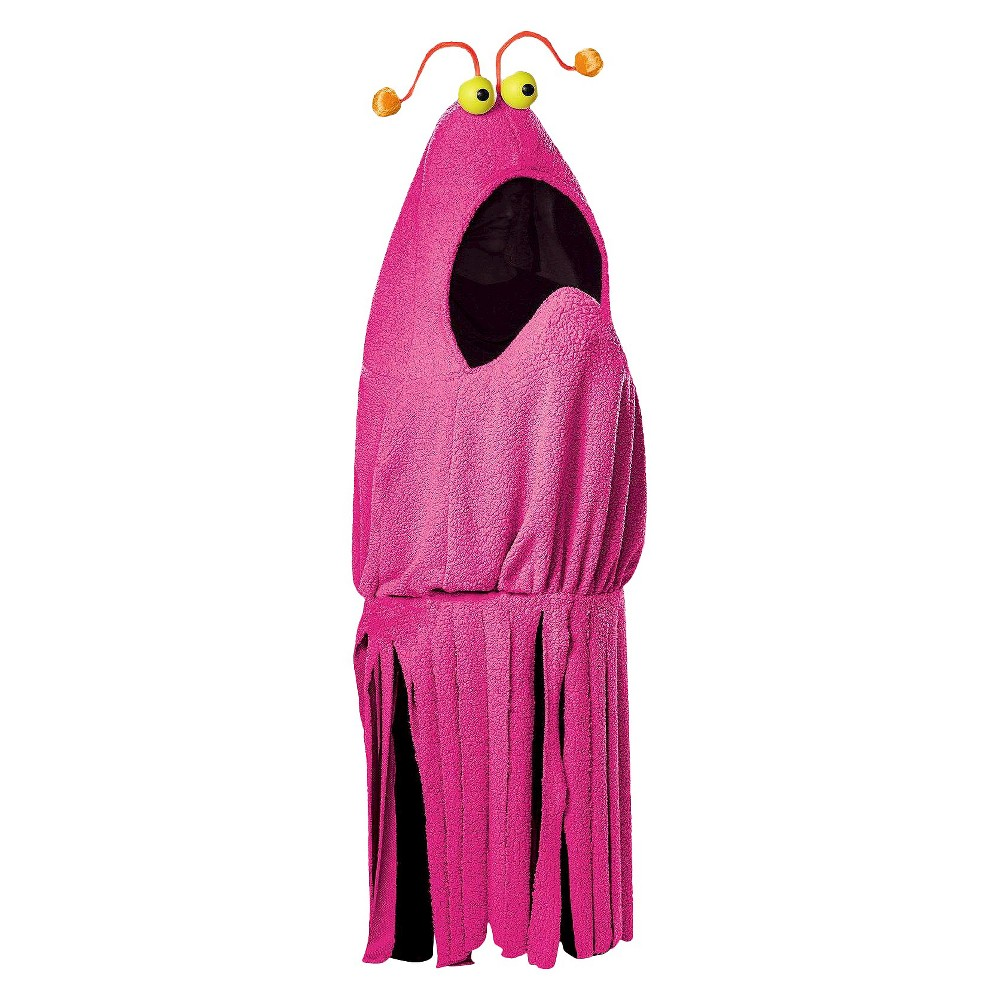 Plus Size Sesame Street Yip Yip Magenta Adult Costume Plus   Adult Unisex,  Pink plus size,  plus size fashion plus size appare