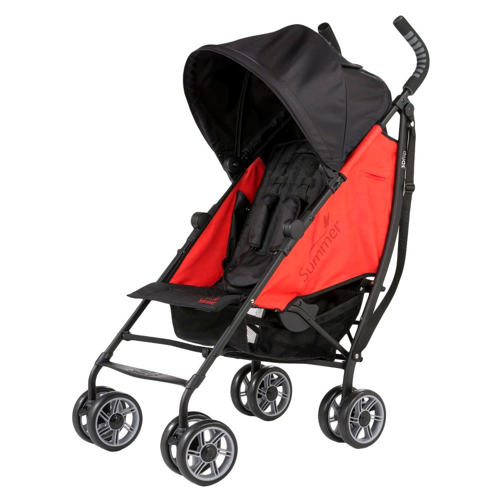 Summer Infant Products 3Dflip Reversible Front or Rear Fa...