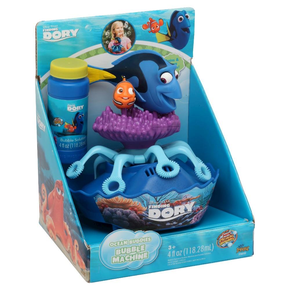 Bubble Machine Nemo Disney, Multi-Colored