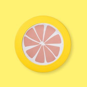 Grapefruit Flyer Dog Toy - Sun Squad™